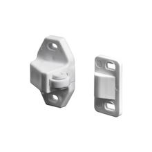 Prendedor para Móveis Simples 19x35x22mm Branco Hettich
