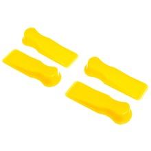 Prendedor para Portas PVC Amarelo Dovale