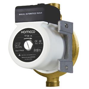 Pressurizador para Aquecedor de Água a Gás Bronze 127V (110V) TP80 G4 Komeco