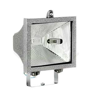 Projetor Alumínio 18x23,2cm Prata Levilux