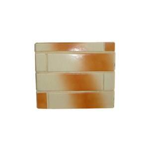 Prolongador de Churrasqueira Concreto Refratário Marfim 25cm Concrex