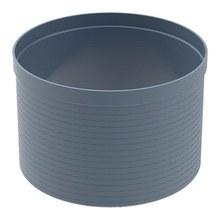 PROLONGADOR PVC S/ENTRADA ESGOTO COMPRIMENTO 300,00 MM ALTURA 200,00 MM DIAMETRO BOCA 100,00 MM