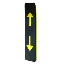 Protetor de Parachoque para Garagem 1 unidade 52x15x6cm PRO/02
