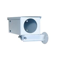 Protetor para Câmera Bullet 90x117x230mm Branca Decorarte