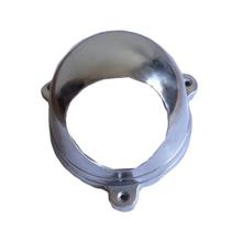 Protetor para Câmera Dome Articulado Alumínio 100x120mm Decorarte
