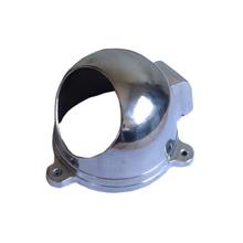 Protetor para Câmera Dome com Abas Alumínio 110x110mm Decorarte