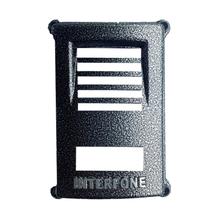 Protetor para Interfone Alumínio 180x130mm F8 S Decorarte