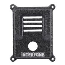 Protetor para Interfone Alumínio 50x120mm Decorarte