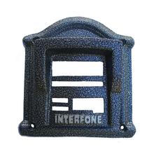 Protetor para Interfone Alumínio 80x180mm Decorarte