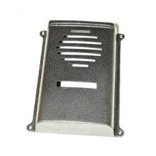 Protetor para Interfone Coletivo Sobrepor HDL 2 Pontos Prata Decorarte