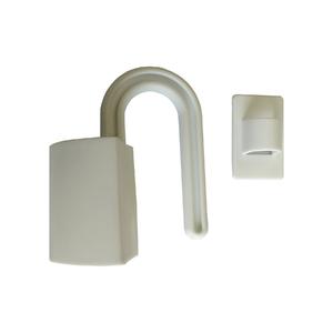 Protetor para Portas 8x4,2cm Fixtil