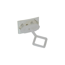 Protetor para Tomada 1,4x3,5cm Fixtil