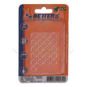 Protetor Poliuretano 10X3 Transparente Better's