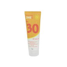 Protetor Solar FPS30 120g/ml Luvex