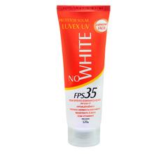 Protetor Solar Luvex FPS 35 NO White 120g Luvex