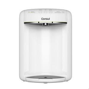 Purificador com Refrigeração Branco 127V (110V) Bem Estar Consul