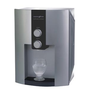 Purificador de Água Gelada e Natural com Compressor 127V (110V) Inox Masterfrio