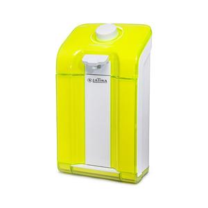 Purificador sem Refrigeração Amarelo Bica Móvel PN535 Latina