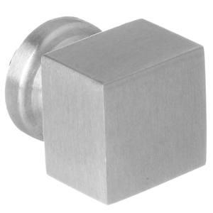 Puxador de Alumínio Cromado Acetinado cod.500 Pauma