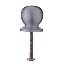 Puxador de Alumínio Cromado Acetinado cod.610 Pauma