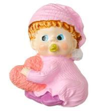Puxador Infantil de Resina Nenê Coração 1 furo 3274 Chiquita Bacana a420841374f0a