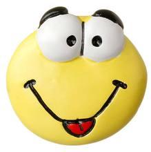 Puxador Infantil de Resina Smile Zoiúdo 1 furo 3277 Chiquita Bacana 63976d902023a
