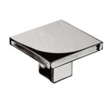 Puxador Para Móveis 50mm Alumínio Cromado 3060 PL Brumet