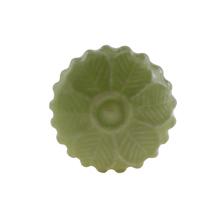 Puxador para Móveis Cerâmica Verde 40mm