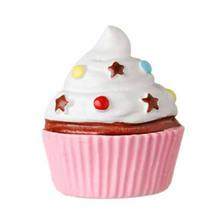 Puxador para Móveis Resina Cupcake Colorido