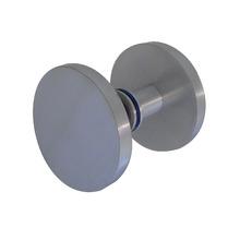 Puxador para Porta Duplo 1016mm Alumínio Escovado Vesfer
