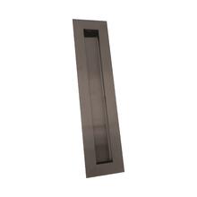 Puxador para Porta Unitário 400mm Inox Escovado Vesfer