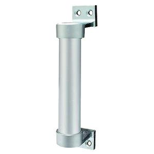 Puxador para Portas 220mm Aço Cromado Tubular União Mundial