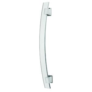 Puxador para Portas 900mm Cromado Windsor Sasazaki