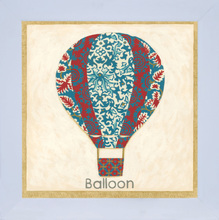 Quadro Balloon 24x24cm