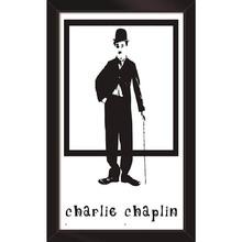 Quadro Chaplin 24x39cm