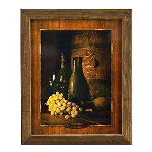 Quadro Chardonnay 28x23cm Ventura
