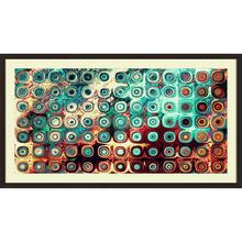 Quadro Circles 90x50cm