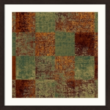 Quadro Copper Contemporary 49x49cm