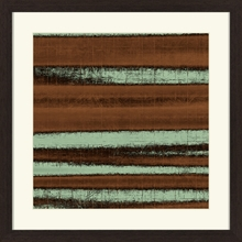 Quadro Copper Nature 32x32cm