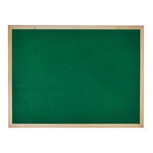 Quadro de aviso mural verde 45x60cm leroy merlin for Aviso de ocacion mural