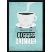 Quadro Eternally Coffee 45x32cm