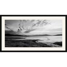 Quadro Grey Horizon 90x50cm