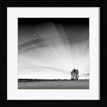 Quadro Grey Landscape 29x29cm