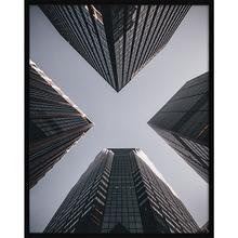 Quadro Industrial City 49x39m