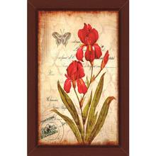 Quadro Love Flower 19x29cm
