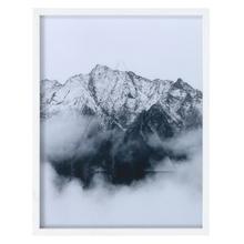 Quadro Neutral Forest Preto e Branco 39x49cm