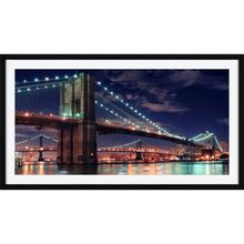 Quadro New York Bridge 90x50cm