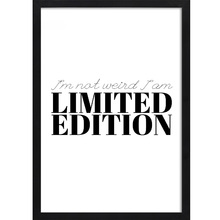 Quadro No Limits 68x48cm
