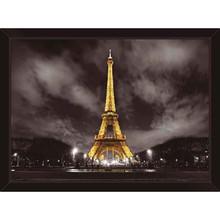 Quadro Noite em Paris 39x29cm