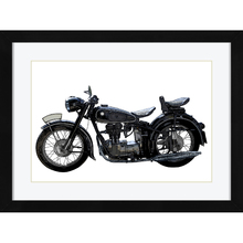 Quadro On Two Wheels 39x29cm